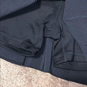 Nike Skirts - Nike Dri-Fit Black Tennis Skirt M w/ pink Nike